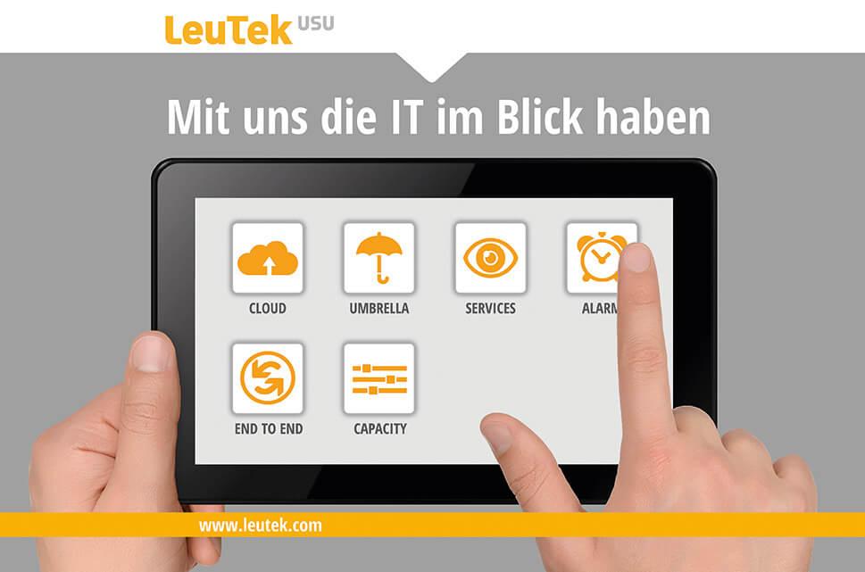 ko:mon Partner: LeuTek. LeuTek-Tablet